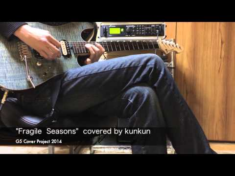 [G5 Cover Project] Fragile Seasons by kunkun (@DAL0611)