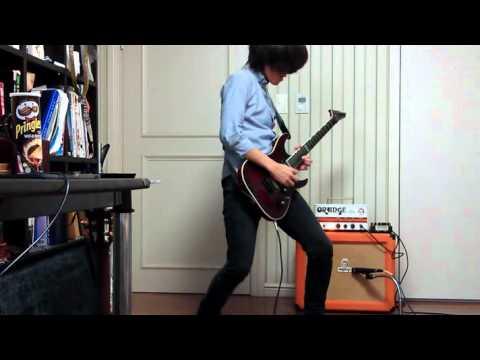 [G.O.D. COVERS G5] Break Down by AZ (@AZ_Guitarist_jp)