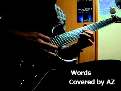 """""""Words"""" by AZ (@Liaxy_AZ)"""