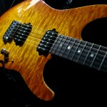 Suhr Standard Honey Burst
