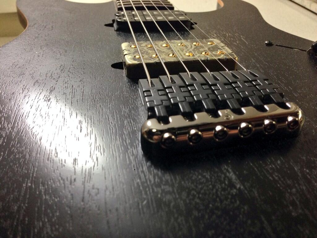 T's Guitars 27inch CTM (with Bare Knuckle Juggernaut)