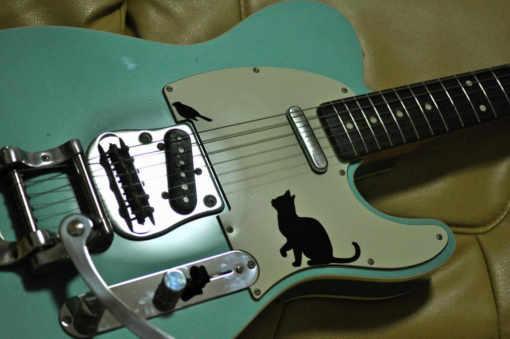 Fender Japan TL-62B BIGS OTM
