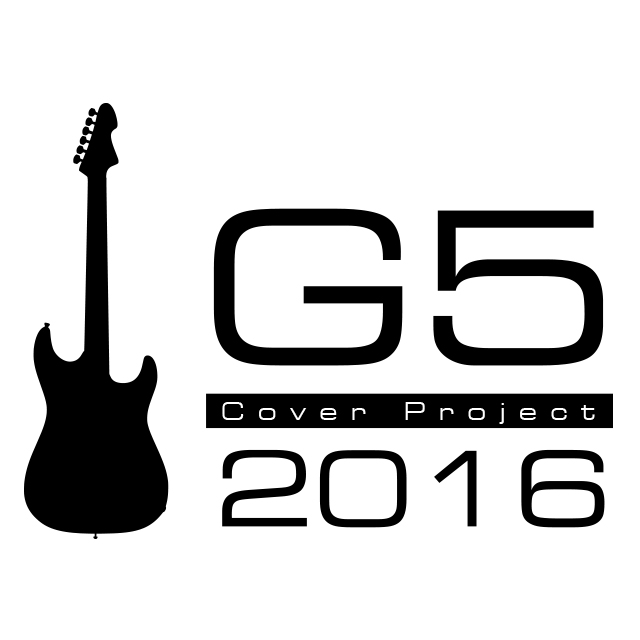 G5 Cover Project 2016エントリー受付開始