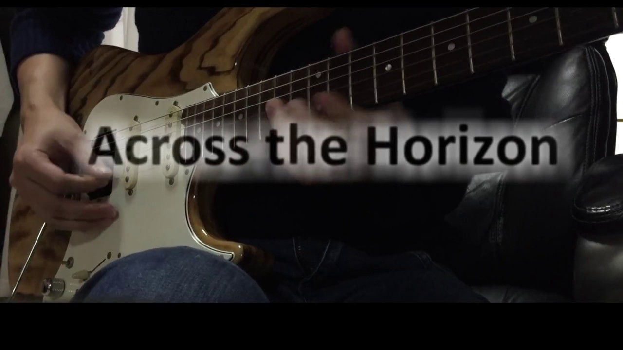 [G5 Cover Project] Across the Horizon by ちのぞー