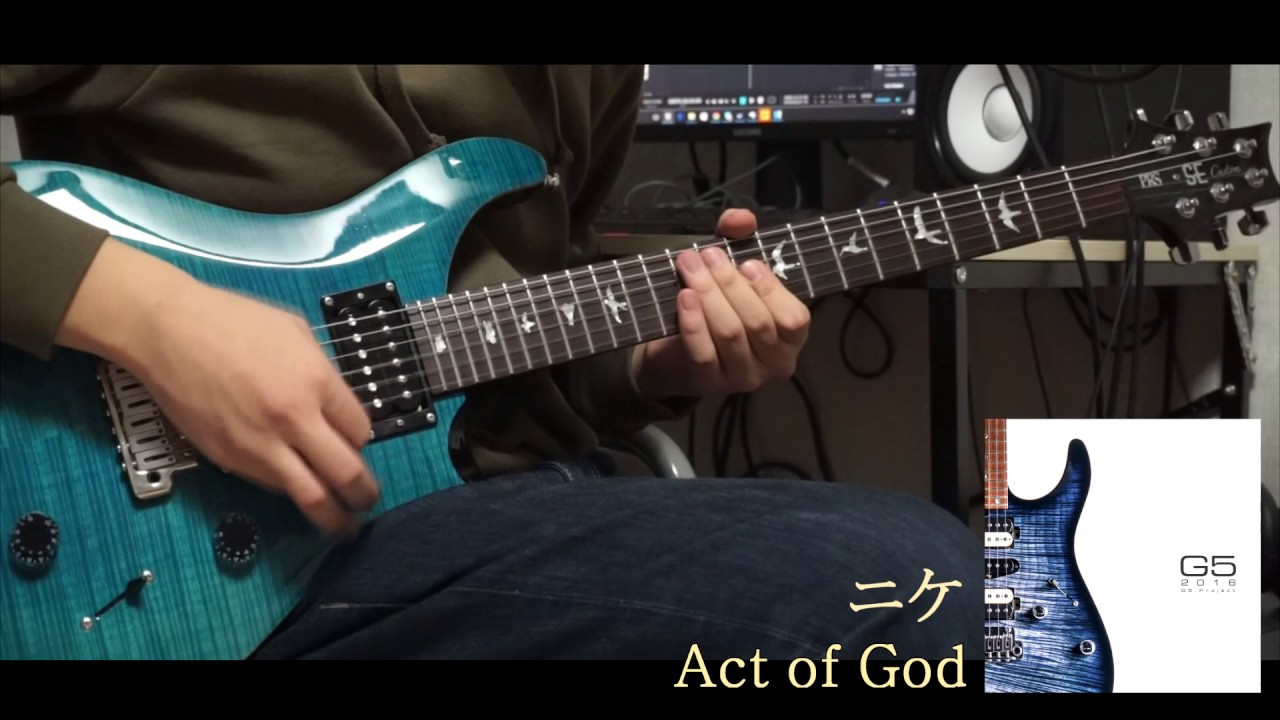 [G5 Cover Project] Act of God by Hyeonuk Jeong