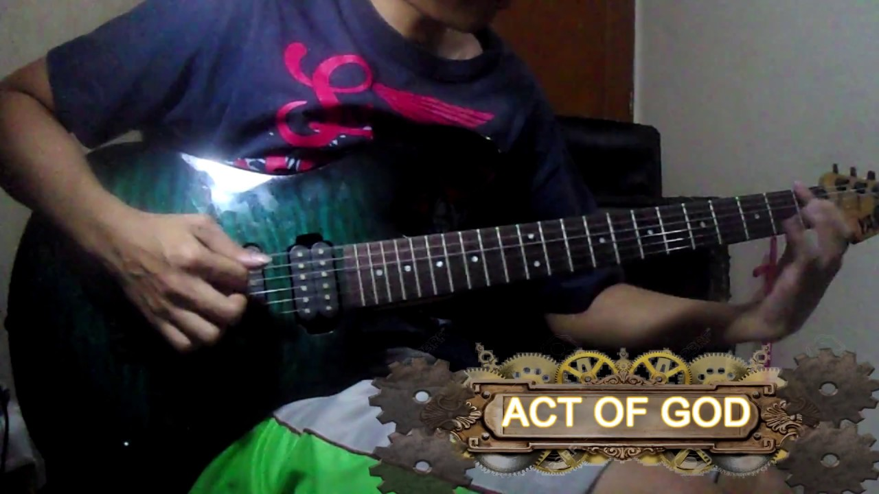 [G5 Cover Project] Act of God by Joab Avelino