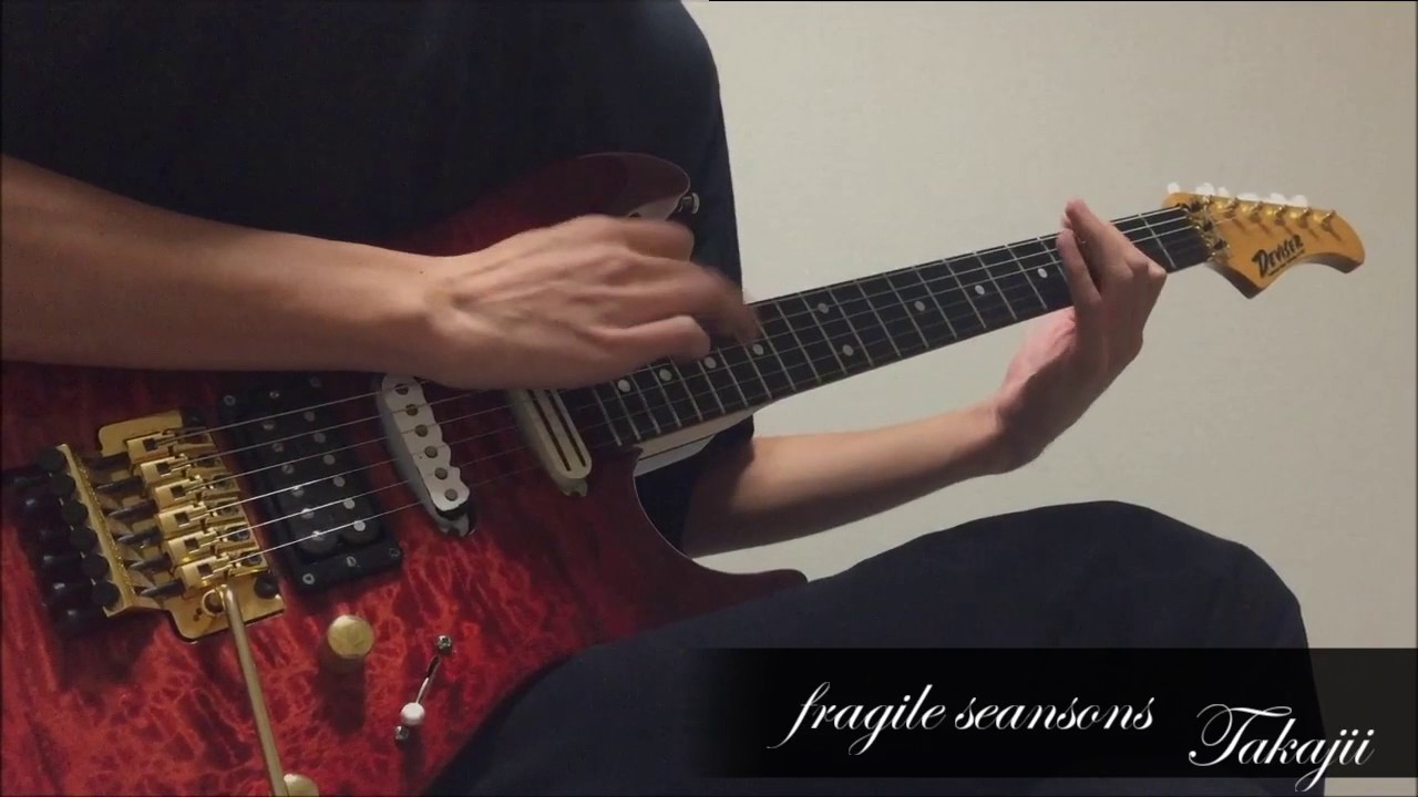[G5 Cover Project] Fragile Seasons by オビー