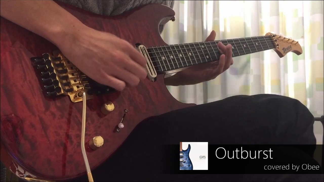 [G5 Cover Project] Outburst by オビー