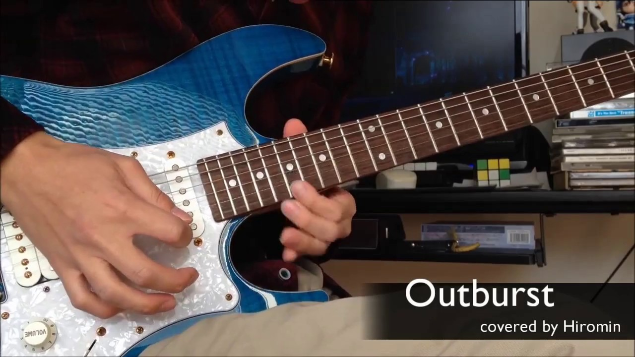 [G5 Cover Project] Outburst by ひろみん