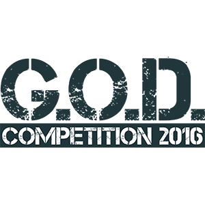 G.O.D. COMPETITION 2016 Runners Up公開