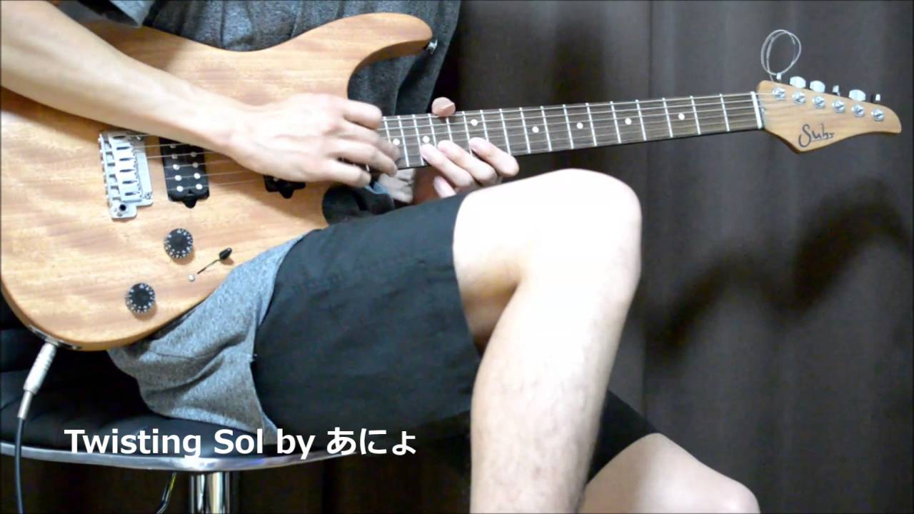 [G.O.D.LIKE COMPOSER] Twisting Sol / あにょ
