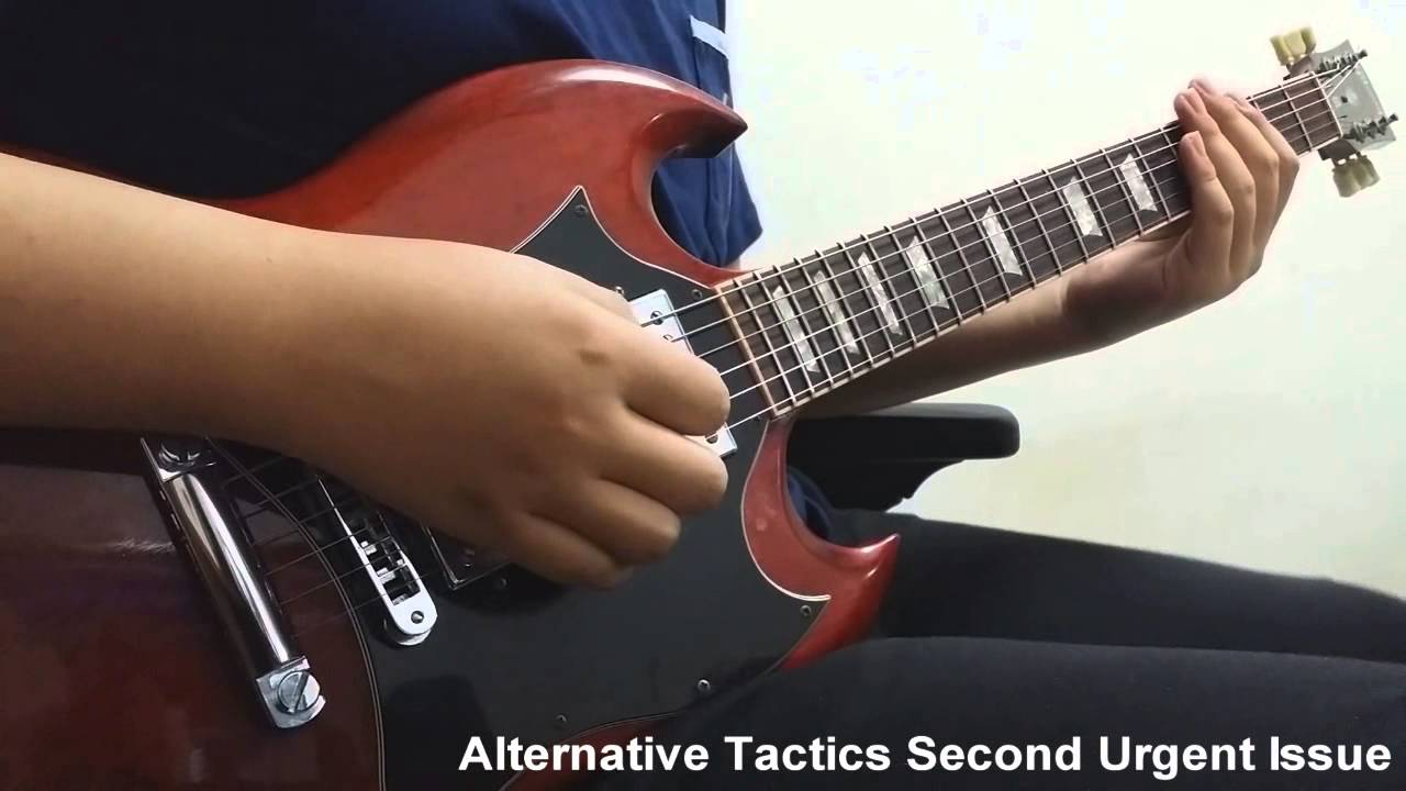 [PLAY LIKE G.O.D.] Alternative Tactics, Second Urgent Issue / 응답이없다 군대간듯하다