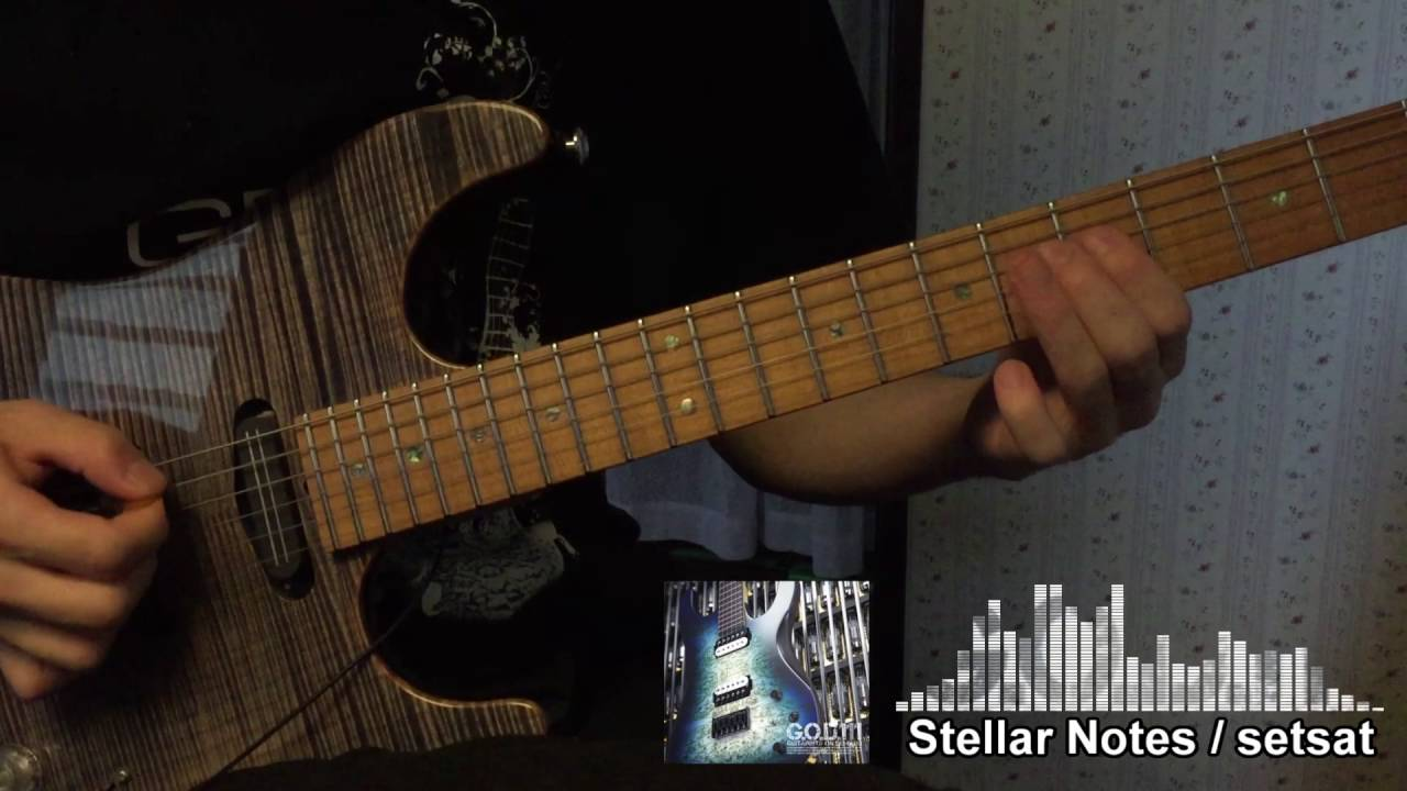 [PLAY LIKE G.O.D.] Stellar Notes / もっさん